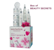 Best St. Valentine's gift for her. Sweetsation Therapy Box of Luxury Beauty Secrets. Collection of 8 Key Products. With love x