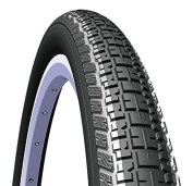 Rubena / Mitas Unisex Defender Speed X Grey Reinforced X Slopestyle Folding Bead Tyre X1, Black, 26 X 2.25