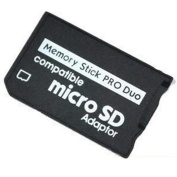 Memory Card Adapter Micro SD to Memory Stick Pro Duo Adapter TF to MS Tools