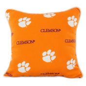 College Covers CLEODP Clemson Tigers Outdoor Decorative Pillow, 41cm x 41cm , Orange