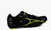 Spiuk Brios Road - Unisex cycling shoes, colour black / yellow, size 37