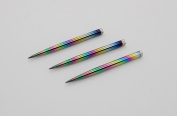 Rainbow dart points - Replacement dart points - 2 sets