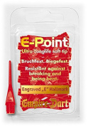 E-Point tips ® 1 / 10cm ; red