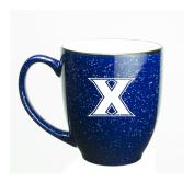 Xavier Musketeers 440ml Deep Etched Cobalt Bistro Mug