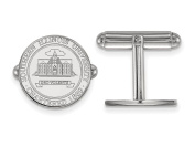 Southern Illinois Crest Cuff Links