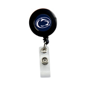 Penn State Nittany Lions Sports Team Logo Badge Retractable Badge Reel Id Ticket Clip