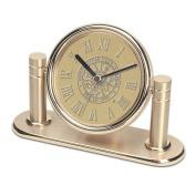 Nebraska Arcadia Desk Clock