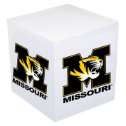 Missouri Tigers Post-it Note Cube - Team Colour