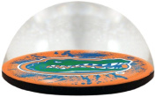 NCAA Florida university mascot in 5.1cm crystal Magnetised paperweight with Coloured Window Gift Box