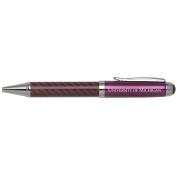 University of Michigan -Carbon Fibre Mechanical Pencil-Pink