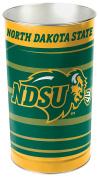 NCAA North Dakota State Bison Wastebasket