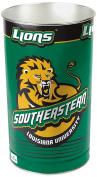 NCAA SOUTHEASTERN LOUISIANA LIONS Wastebasket