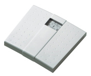 Beurer MS 01 Mechanical Bathroom Scale, White