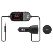 Belkin Tunecast Auto, Universal Plus FM Radio Tansmitter with Clearscan