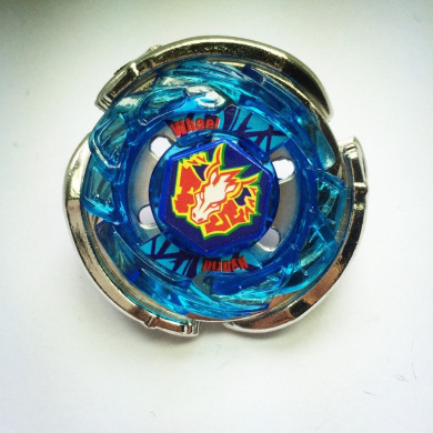 BB-28 Storm Pegasus Metal 4D High Performance Battling Top Game by Bubble toys