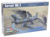 "Hobbyboss 1:48 Scale ""Corsair Mk.II (F4U-1D)"" Assembly Kit"