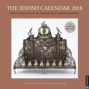 The Jewish 2017-2018 Wall Calendar