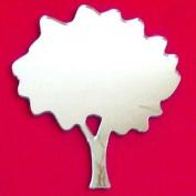 Tree Wall Mirror - 12 x 10 cm