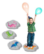 Dinosaur Party Games - 3 games in one handy pack by Lello and Monkey