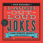 Laugh-Out-Loud Jokes 2018 Day-To-Day Calendar