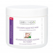 Professional Collagen Face Algae Mask with Vitamin E 190g