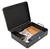 A4 Security box black