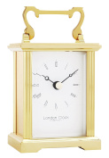 Solid Brass Carriage Clock 02053