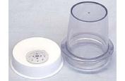 KENWOOD Multi mill jar & lid - Plastic - For BL300 series & FP480/580 Etc.