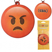 Raspberry Fragranced Angry Emoti Air Freshener