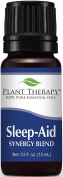Plant Therapy Undiluted Therapeutic Grade Essential Oil Blend, Sleep Aid Synergy