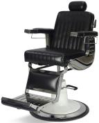 """Grant"" Vintage Reclining Hair Salon Barber Chair"