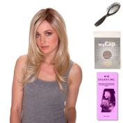 (4 Item Bundle) - (#BT-6005) Intoxicating Spice by Belle Tress, Wig Brush, Booklet and a Free Wig Cap Liner.