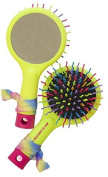 American Jewel My Rainbow Detangling Hair Brush, Neon Yellow