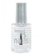 Gel Finish Top Coat - Knocked Up Nails - Maternity Pregnancy Safe Nail Polish - Vegan & Gluten-Free - 5-Free