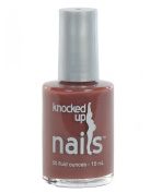 Cinnamon Bun in the Oven - Knocked Up Nails - Maternity Pregnancy Safe Nail Polish - Vegan & Gluten-Free - 5-Free …
