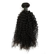 BLISSHAIR 7A Baby Deep Unprocessed Brazilian Plus Virgin Human Hair Wig Weave Bundle for Women Top Grade