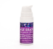 Organic Collagen Cream Age Erase Queen Bee Skin Care Vegan sourced from wildflowers