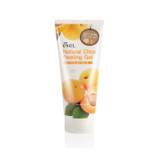 Ekel Natural Clean Peeling Gel Apricot Essence Facial Cleanser
