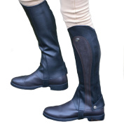 GS Equestrian Women's Synthetic Barton Print Chaps/Gaiters