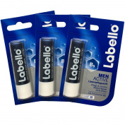 Labello Active for Men 4.8g/5.5ml SPF 15 - 3 Pack