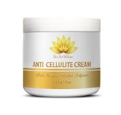 Cellulite products - ANTI CELLULITE CREAM with Natural Herbal Infusion - Rejuvenate skin products - 1 Jar