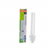 Lot of 10 Osram Dulux D/E 26w 840 Energy Saving 4-PIN lamp Cool White G24q-3