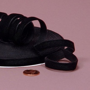 Laribbons 1cm Wide Crushed Velvet Ribbons By 10 Yards Spool