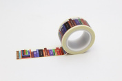 Books Washi Tape - Love My Tapes