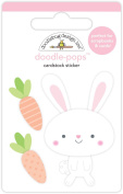 Doodlebug Designs Duckies Doodle-Pops Dimensional Stickers