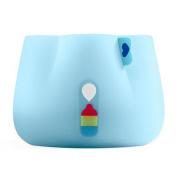BlueSmart Mia (Blue) Smart Baby Bottle Sleeve, Track Baby Feeding