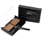 Lookatool Eyebrow Powder Eye Brow Palette Cosmetic Makeup Shading Kit