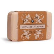 12 Bars of L'epi de Provence Triple Milled Ginger Orange Shea Butter Vegetable Soaps from France 200g