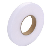 Outus Iron On Hem Tape Fabric Fusing Hemming Tape No Sew Hem Tape Roll for Jeans Trousers Garment Clothes
