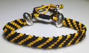 Mary's Terrace RUGBY ROPES. Handmade to order. Ideal Rugby Themed Gift for any Rugby Supporter. All RBS Kit Colours available, a Sporting Accessory for any Rugby Fans, a Present they will love.